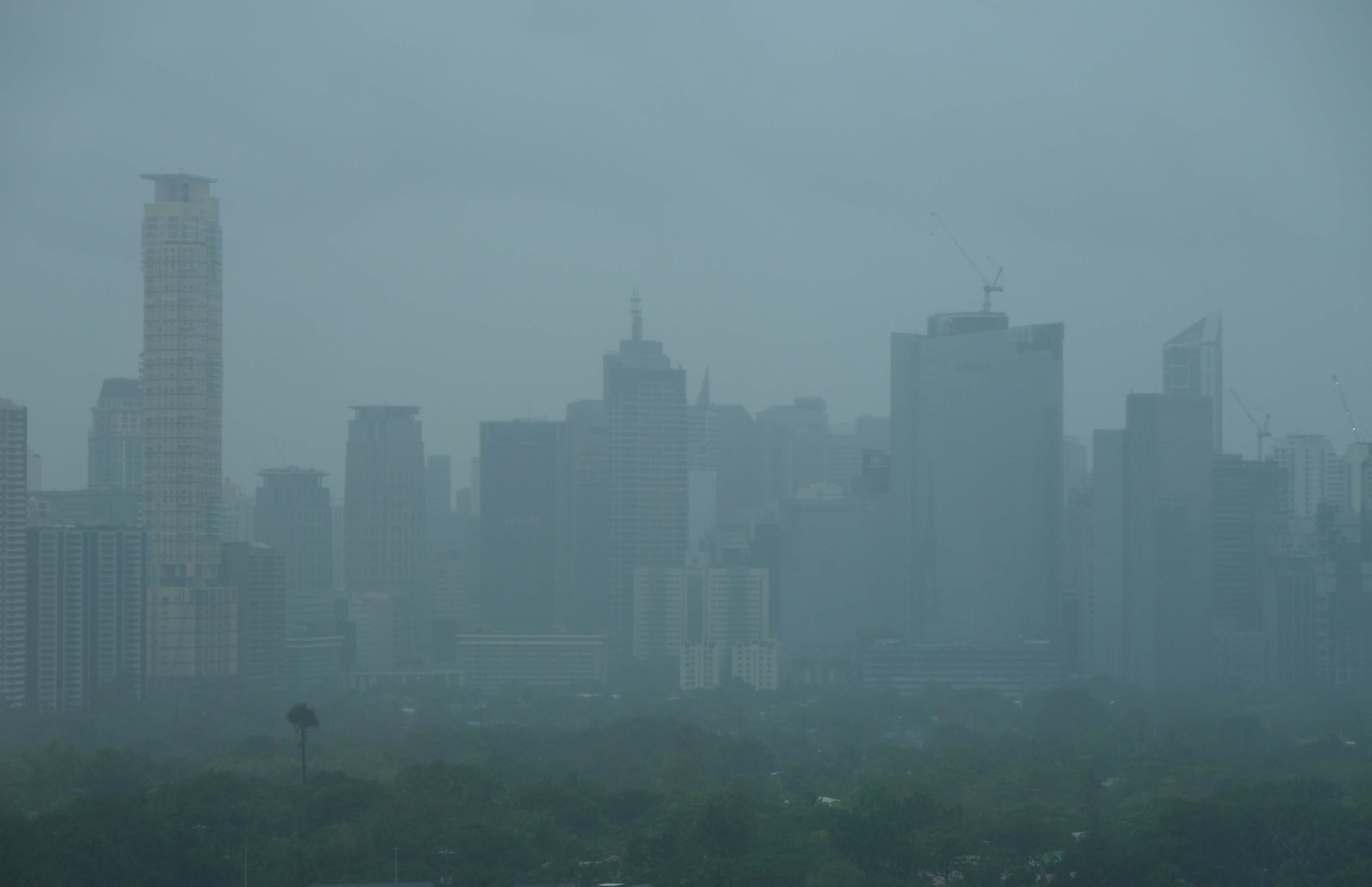 Manila Typhoon Tisoy