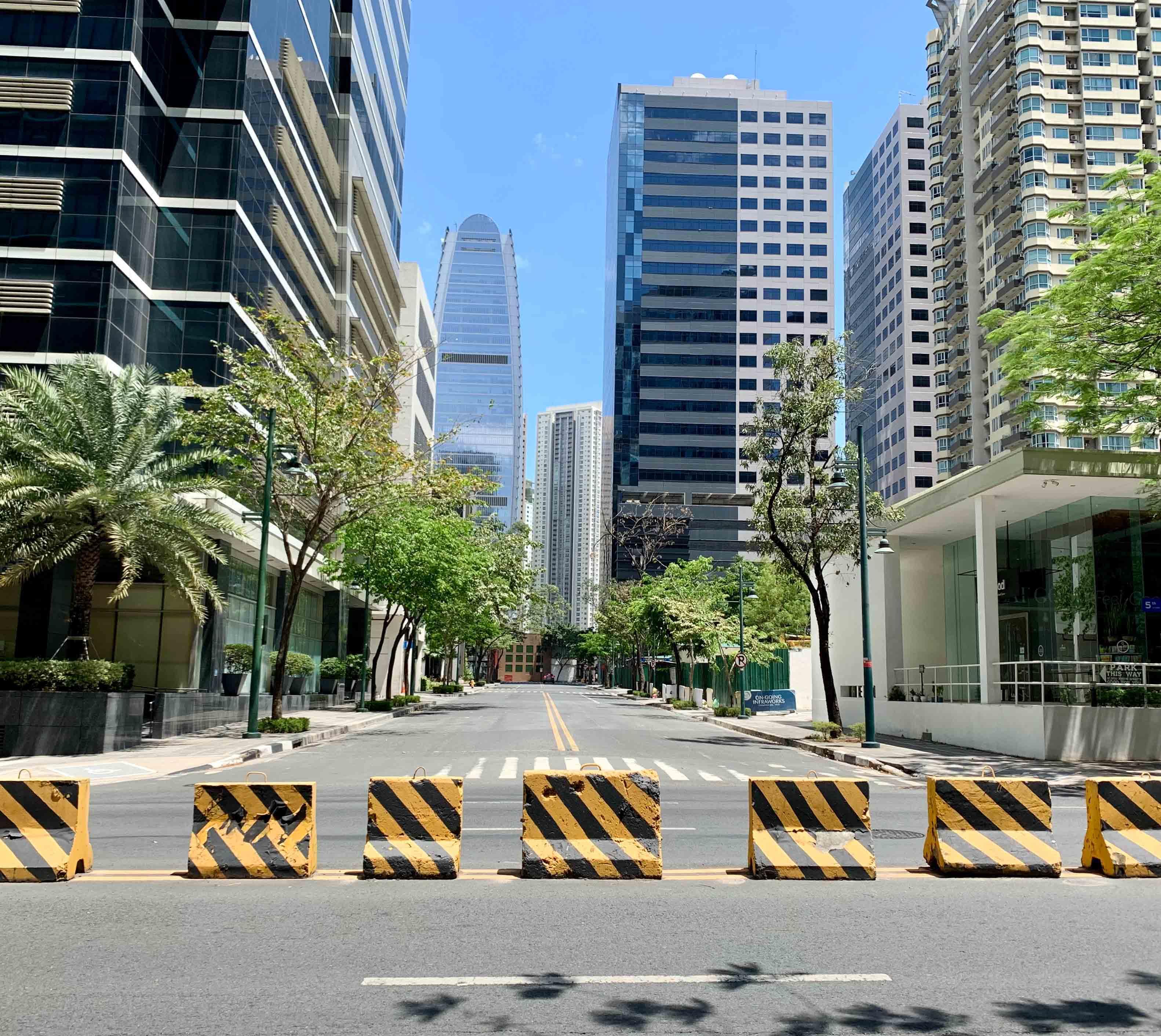 Lockdown-Manila